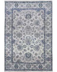 Diamond Carpets Ručně vázaný kusový koberec Diamond DC-98 JN Silver/silver