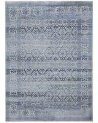 Diamond Carpets Ručně vázaný kusový koberec Diamond DC-HALI B Silver/blue