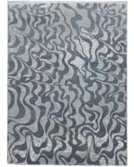 Diamond Carpets Ručně vázaný kusový koberec Diamond DC-M1 Grey/aqua