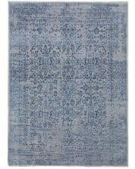 Diamond Carpets Ručně vázaný kusový koberec Diamond DC-JK 1 Silver/blue