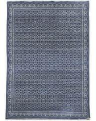 Diamond Carpets Ručně vázaný kusový koberec Diamond DC-OC Denim blue/silver