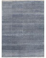 Diamond Carpets Ručně vázaný kusový koberec Diamond DC-MCN Denim blue/silver