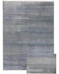 Diamond Carpets Ručně vázaný kusový koberec Diamond DC-MCN Silver/light blue