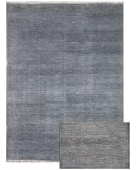 Diamond Carpets Ručně vázaný kusový koberec Diamond DC-MCN Light grey/blue