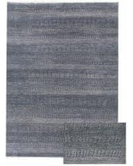 Diamond Carpets Ručně vázaný kusový koberec Diamond DC-MCN Dark blue/silver