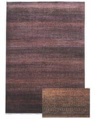 Diamond Carpets Ručně vázaný kusový koberec Diamond DC-MCN Black/rust