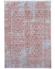 Diamond Carpets Ručně vázaný kusový koberec Diamond DC-JK 1 Silver/orange