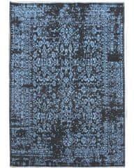 Diamond Carpets Ručně vázaný kusový koberec Diamond DC-JK 1 Denim blue/aqua