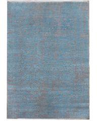 Diamond Carpets Ručně vázaný kusový koberec Diamond DC-JK 1 Silver/light blue