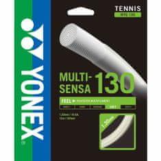 Yonex Tenisový výplet Multi-Sensa | 130 - 12m | bílý
