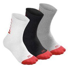 Wilson Ponožky dětské Youth Core Crew Sock (3 páry)
