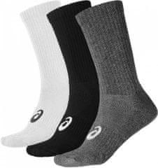 Asics Ponožky 3PPK Crew Sock   Mix