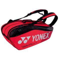 Yonex Bag na rakety 9826 červený 2018