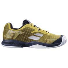 Babolat Dětská tenisová obuv Jet Clay 2019   žlutá