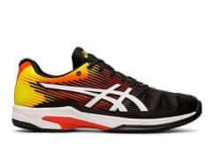 Asics Pánská tenisová obuv Solution Speed FF Clay 2019| oranžová/černá