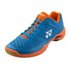 Yonex Dámská sálová obuv Power Cushion ECLIPSION X, modrá/oranžová