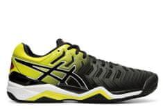 Asics Pánská tenisová obuv Gel Resolution 7 Clay 2019   černá/žlutá