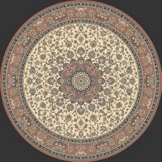 Lano Kusový koberec Kasbah 12217-471 kruh