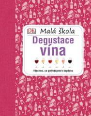 autor neuvedený: Malá škola degustace vína