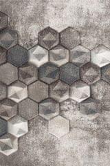 Sintelon AKCE: 140x200 cm Kusový koberec Vegas Home 32/BKB