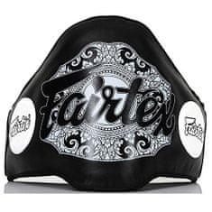 Fairtex Chránič břicha Fairtex BELLY PAD BPV2 - černá