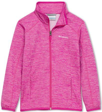 COLUMBIA Wilderness Way lány polár pulóver 128 rózsaszín