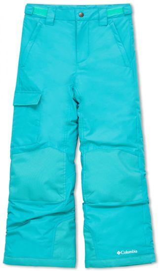 COLUMBIA detské lyžiarske nohavice Bugaboo II 104 modrá