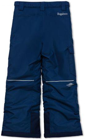 COLUMBIA dziecięce spodnie narciarskie Bugaboo II 104 ciemnoniebieskie