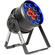 BeamZ BeamZ LED PAR 64 reflektor 14x18W RGBAW-UV, DMX