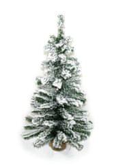 DUE ESSE božična dekoracija, snežno drevo, 90 cm