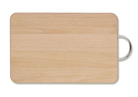 Kela Daska za rezanje MINA, bukva, 34 × 20 cm