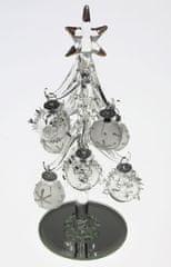 Seizis Stromek skleněný s kouličkami, 15 cm v blistru