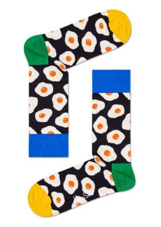 Happy Socks unisex ponožky Sunny Side Up Sock EGS01-9300 36 - 40 vícebarevná