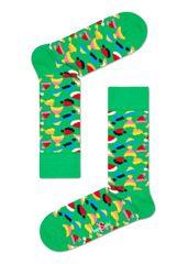 Happy Socks Santas Hats Sock uniseks čarape