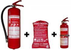 Hastex Balíček práškový příst. P6Te + PR2e + rouška