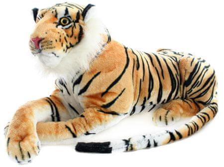 Lamps Plüss Tigris barna 70 cm