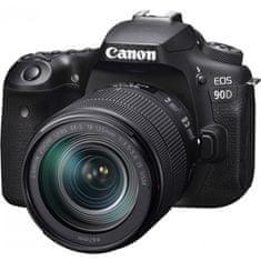 Canon EOS90D + 18-135 IS USM fotoaparat + objektiv