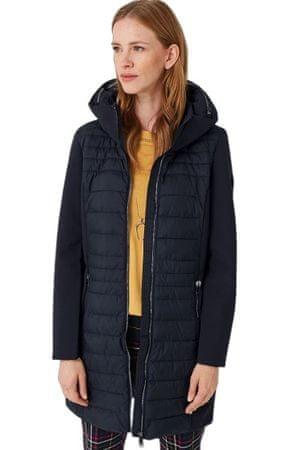 s.Oliver női kabát 05.909.52.5396 34 sötétkék