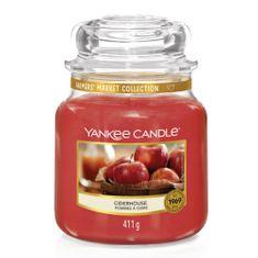 Yankee Candle Aromatická svíčka Classic střední Moštárna (Ciderhouse) 411 g