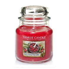 Yankee Candle Aromatická svíčka Classic střední Červené maliny (Red Raspery) 411 g