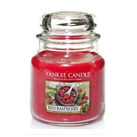 Yankee Candle Aromatyczna świeca Classic średnia Czerwona Malina (Red Raspery) 411 g