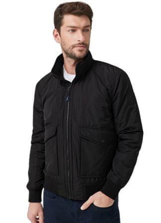 s.Oliver férfi kabát 28.909.51.9600 XL fekete