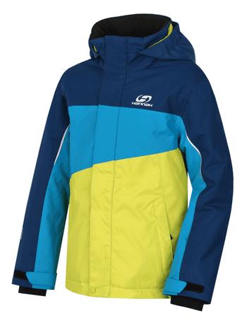 Hannah detská bunda MAJLO JR 140 modrá