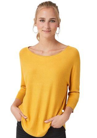 Q/S designed by sweter damski 45.899.61.2649, XS żółty