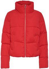 ONLY Női kabátONLDINA SHORT QUILTED PUFFER CC OTW Chinese Red