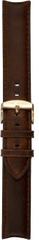Lars Larsen Řemínek kůže/hnědý 20 mm BLG20