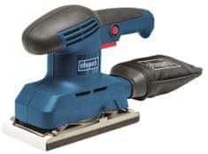 Scheppach Elektrická vibrační bruska 240 W ES240