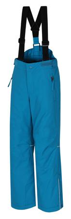 Hannah dětské lyžařské kalhoty AKITA JR 152 modrá