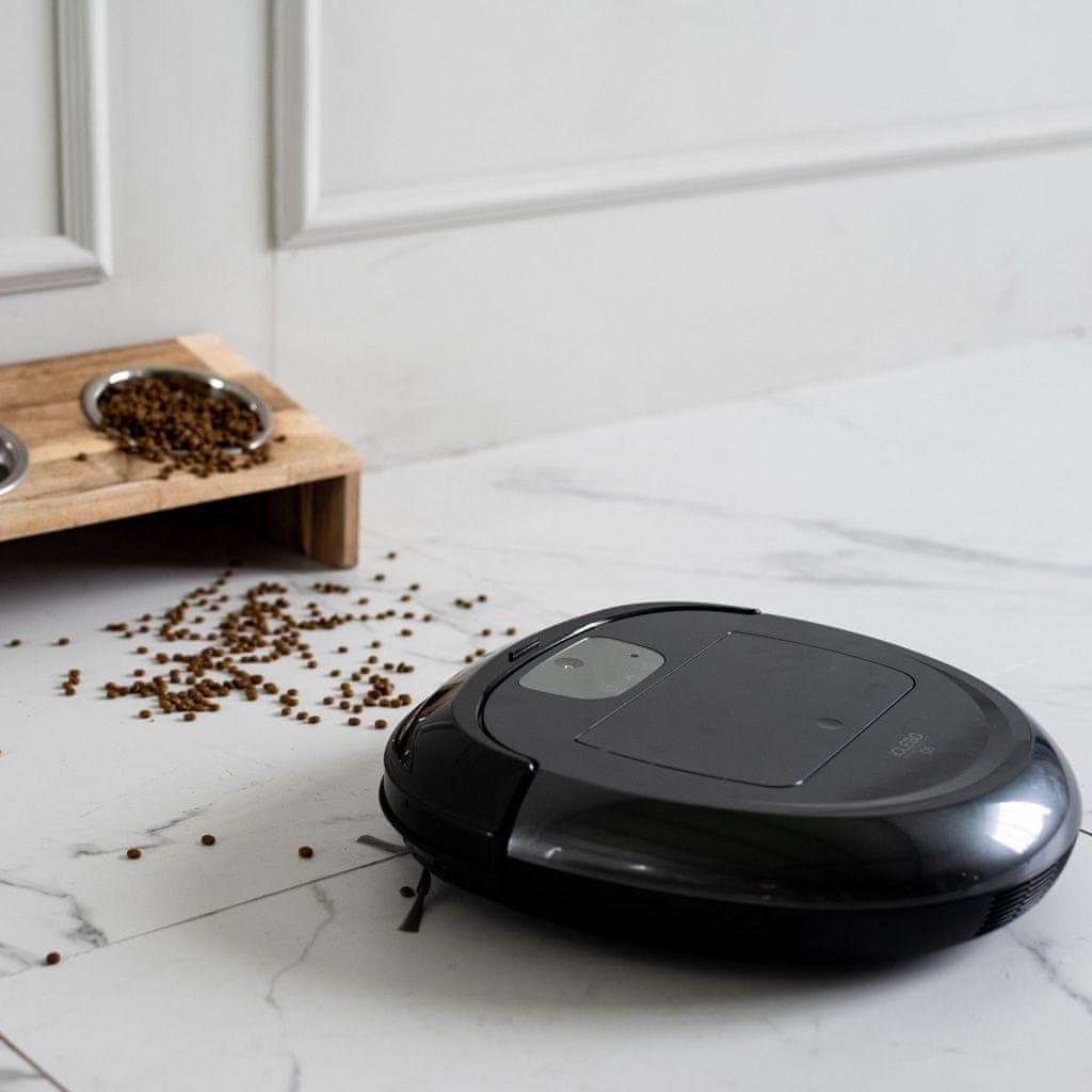 robotický Vysavač iCLEBO O5 navigační technologie precizní vyčištění podlahy