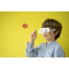 Koa Koa dřevěná vzdělávací hra - brýle